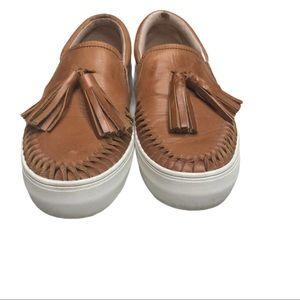 Vince Camuto sz 6 Kayleena Platform Sneaker Loafer